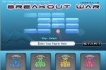 Breakout Wars game free online