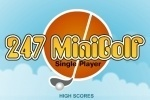 play 247 Mini Golf game free online