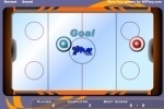 play 2D Air Hockey game free online
