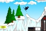 play Jump The Gorge game free online