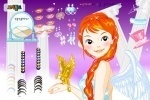 Angel Fashion Make Over game free online