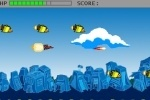 Agent Wing Defenders game free online