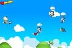 Flying Bike game free online
