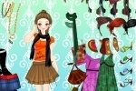 Asian Gal Dressup game free online