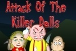 Attack of the Killer Dolls game free online