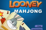 play Looney Tunes Mahjong game free online