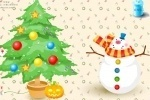Christmas Tree Decoration game free online