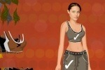 Angelina Jolie Dress Up 2 game free online
