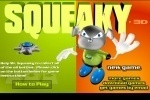Squeaky 3D game free online