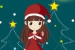 Christmas Cutie Dress Up game free online