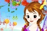 Adorable Young Girl Makeover game free online