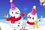 Christmas Funny Celebration game free online