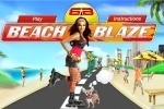 Beach Blaze game free online