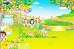 Angel Garden Decoration game free online