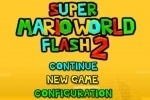 play Super Mario World Flash 2 game free online