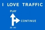 I Love Traffic game free online