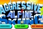 Aggressive Alpine Skiing game free online
