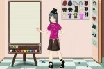 Artist Fashion Dress Up And Draw game free online