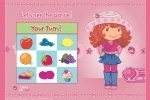 Strawberry Shortcake Let's Dance game free online