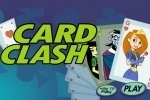 Kim Possible Card Clash game free online