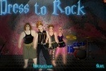 Dress To Rock game free online