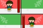 Bad Guys Christmas Dinner game free online