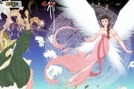 Angel Princess Dressup game free online