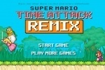 Super Mario Time Attack Remix game free online