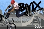 BMX Pro Style game free online
