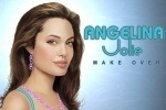 Angelina Joli Makeover game free online