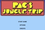 Pac's Jungle Adventure game free online