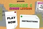 Snake and Career Ladders game free online