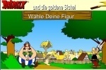 Asterix And Obelix And The Golden Sachel game free online