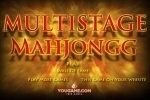 Multistage Mahjong Solitaire game free online