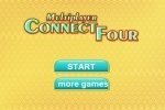 Multiplayer Four In A Row game free online