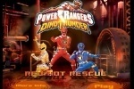 Power Rangers - Dinothunder - Red Hot Rescue game free online