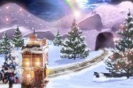 Christmas Jigsaw game free online
