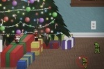 Christmas Defense game free online