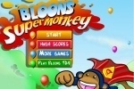 Bloons Supermonkey game free online