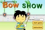 Bow Show game free online