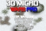 3d Micro Wars Pro 2 game free online