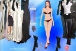 Angelina Jolie Dress Up Style game free online