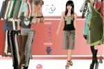 Ashley Simpson Dress Up game free online