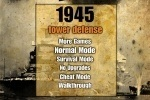 1945 Tower Defense game free online