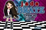 Jade Bratz Dress Up game free online