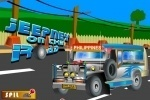 Jeepney On The Road game free online