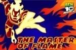 Ben 10 The Master Of Flame game free online