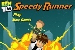 Ben 10 Speedy Runner game free online