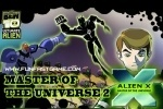 Ben 10 Alien X Master Of The Universe 2 game free online