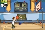 Ben 10 Basketball Star game free online
